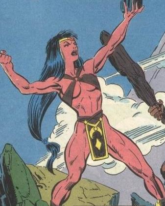 Nahita (Earth-616)