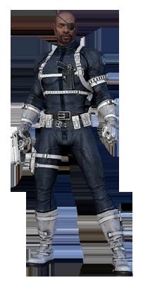 Nicholas Fury (Earth-TRN258)