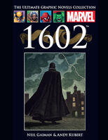 Official Marvel Graphic Novel Collection Vol 1 32