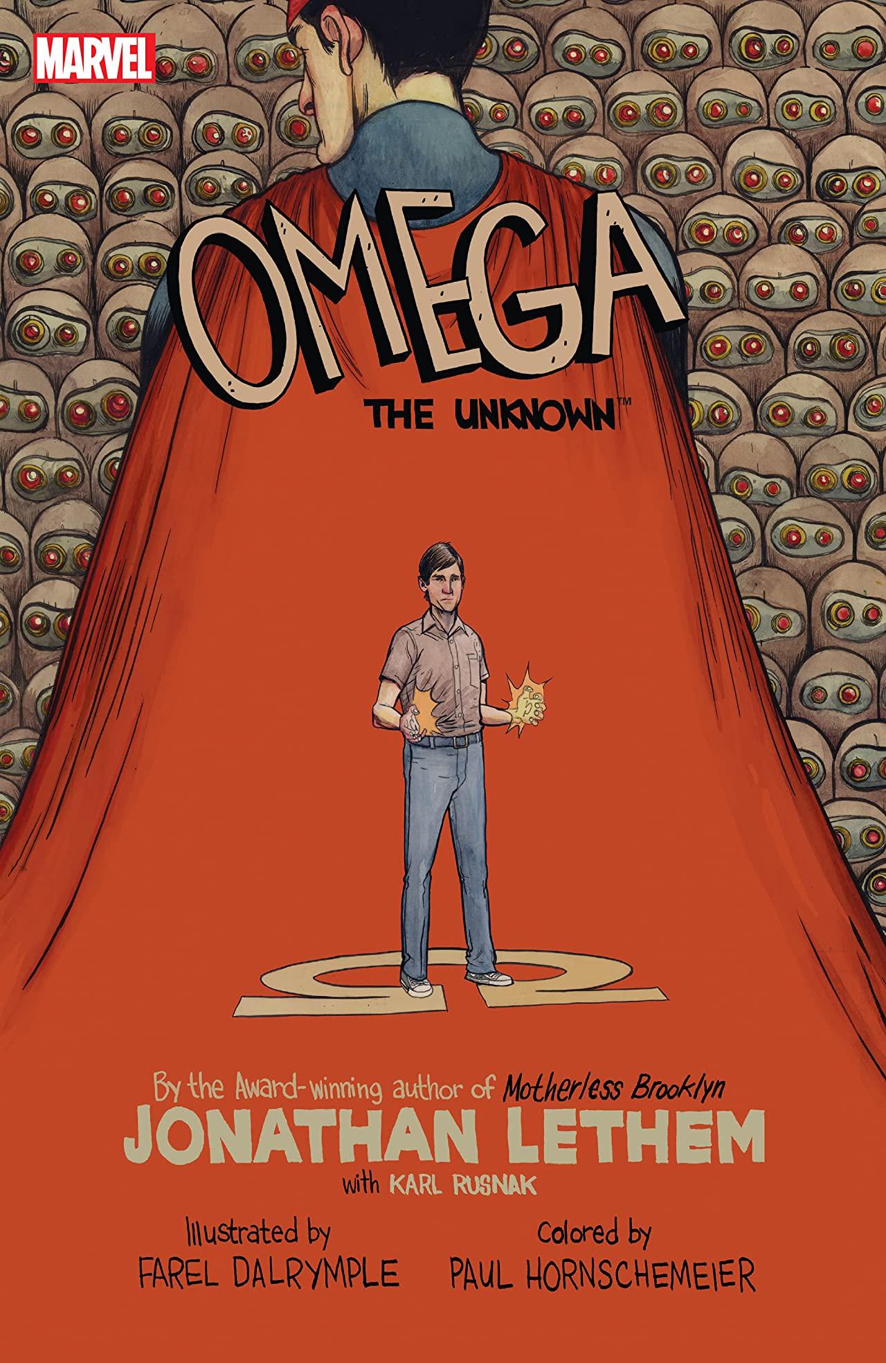 Omega: The Unknown TPB Vol 1 1
