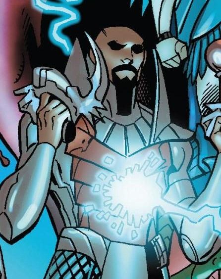 Raidus (Earth-616)