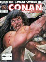 Savage Sword of Conan Vol 1 169
