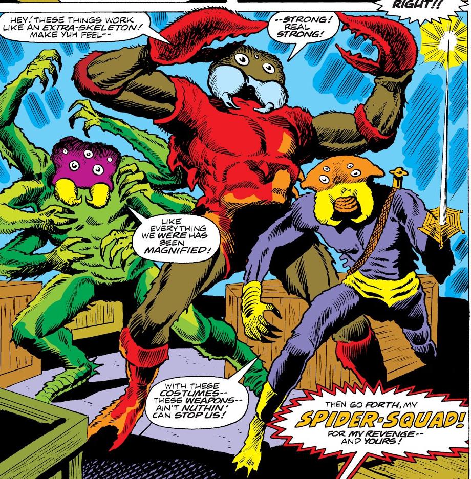 Spider-Squad (Earth-616)