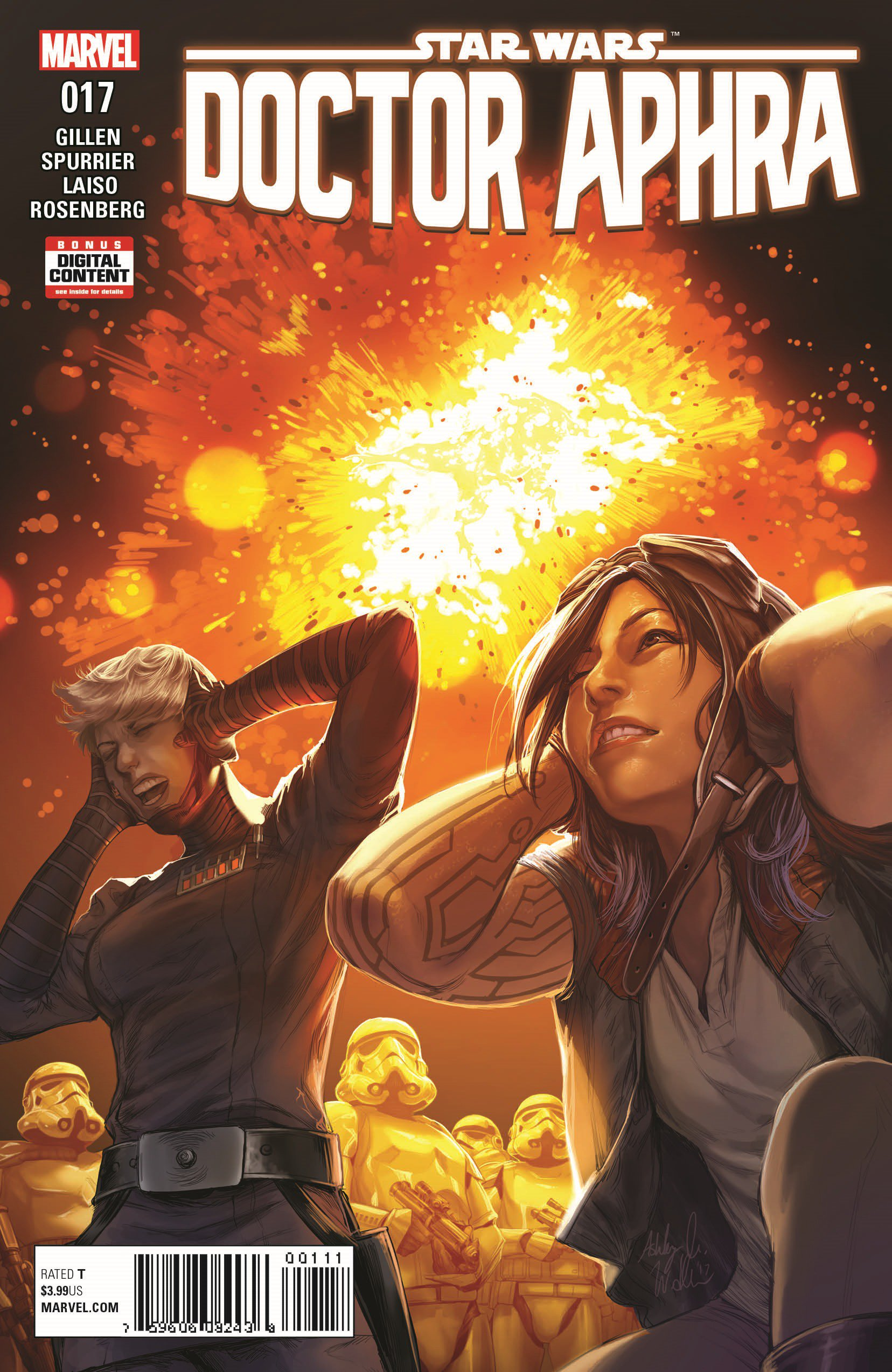 Star Wars: Doctor Aphra Vol 1 17