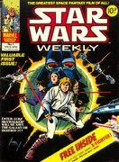Star Wars Weekly Vol 1 1