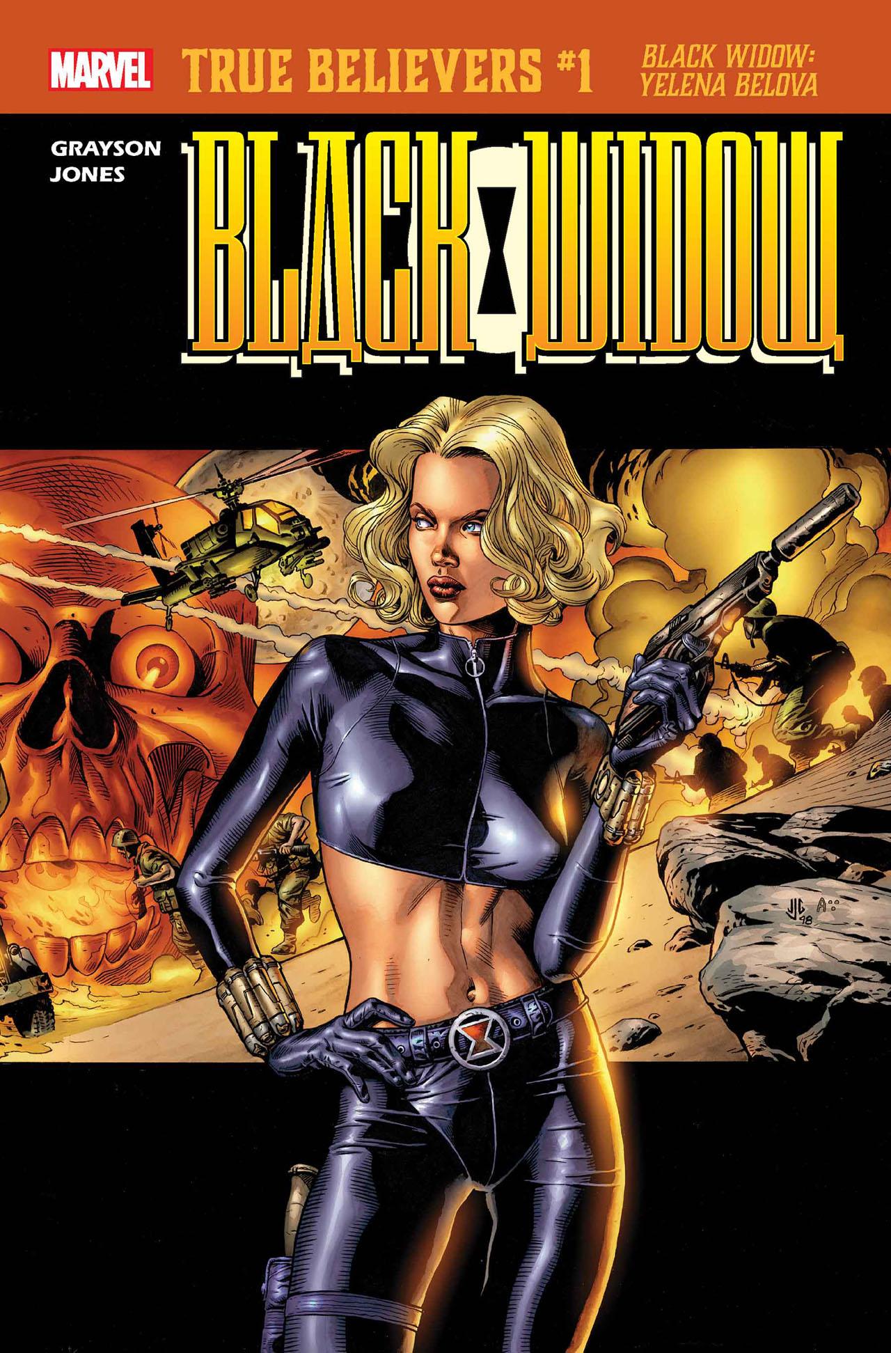 True Believers: Black Widow - Yelena Belova Vol 1 1