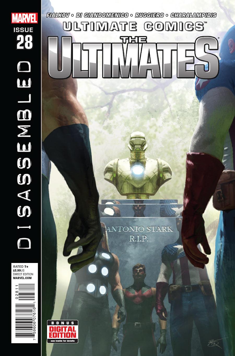 Ultimate Comics Ultimates Vol 1 28