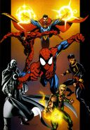 Ultimate Spider-Man Vol 1 107 Textless