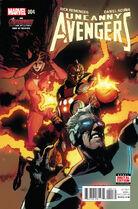 Uncanny Avengers Vol 2 4