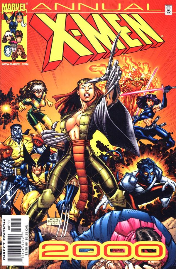 X-Men Annual Vol 2 2000