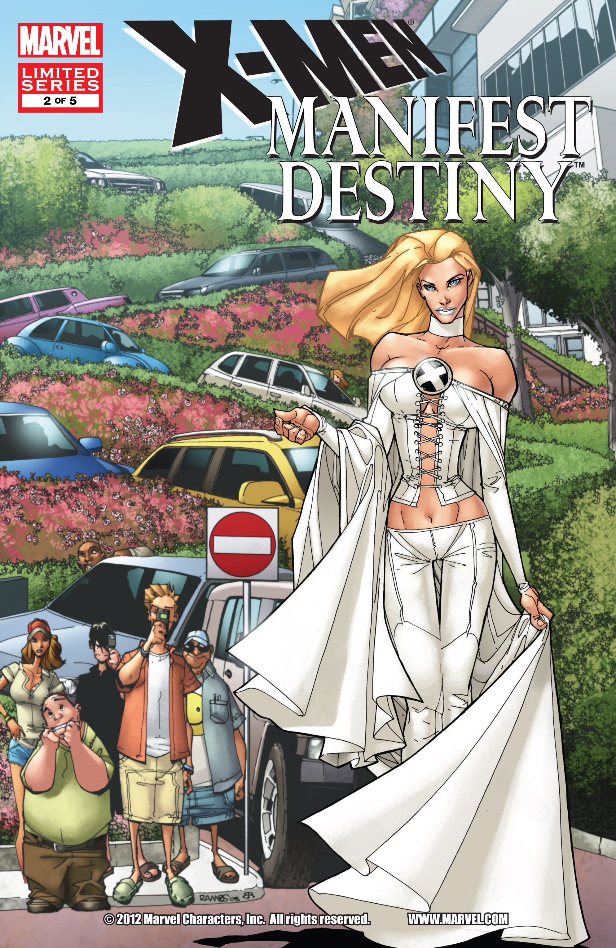 X-Men: Manifest Destiny Vol 1 2