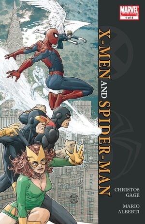 X-Men and Spider-Man Vol 1 1.jpg