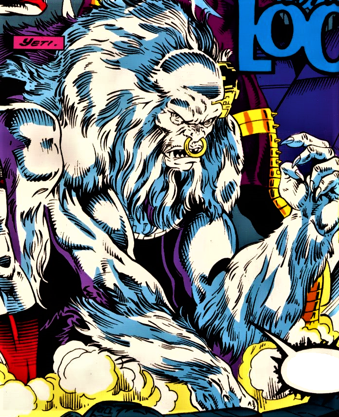 Yeti (Weapon P.R.I.M.E.) (Earth-616)