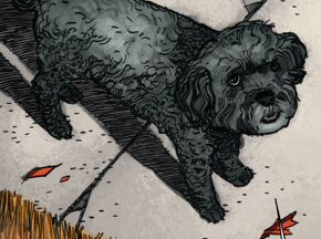 Zeke (Dog) (Earth-616) from Vision Vol 2 6 001.png