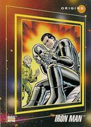 Anthony Stark (Earth-616) from Marvel Universe Cards Series III 0002