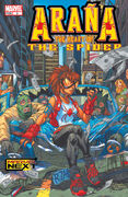 Araña The Heart of the Spider Vol 1 3