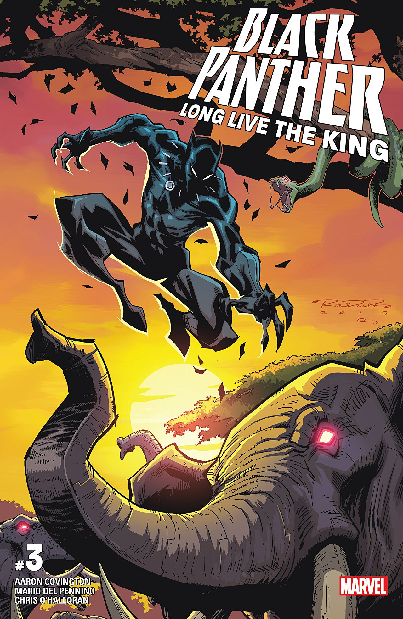 Black Panther: Long Live The King Vol 1 3