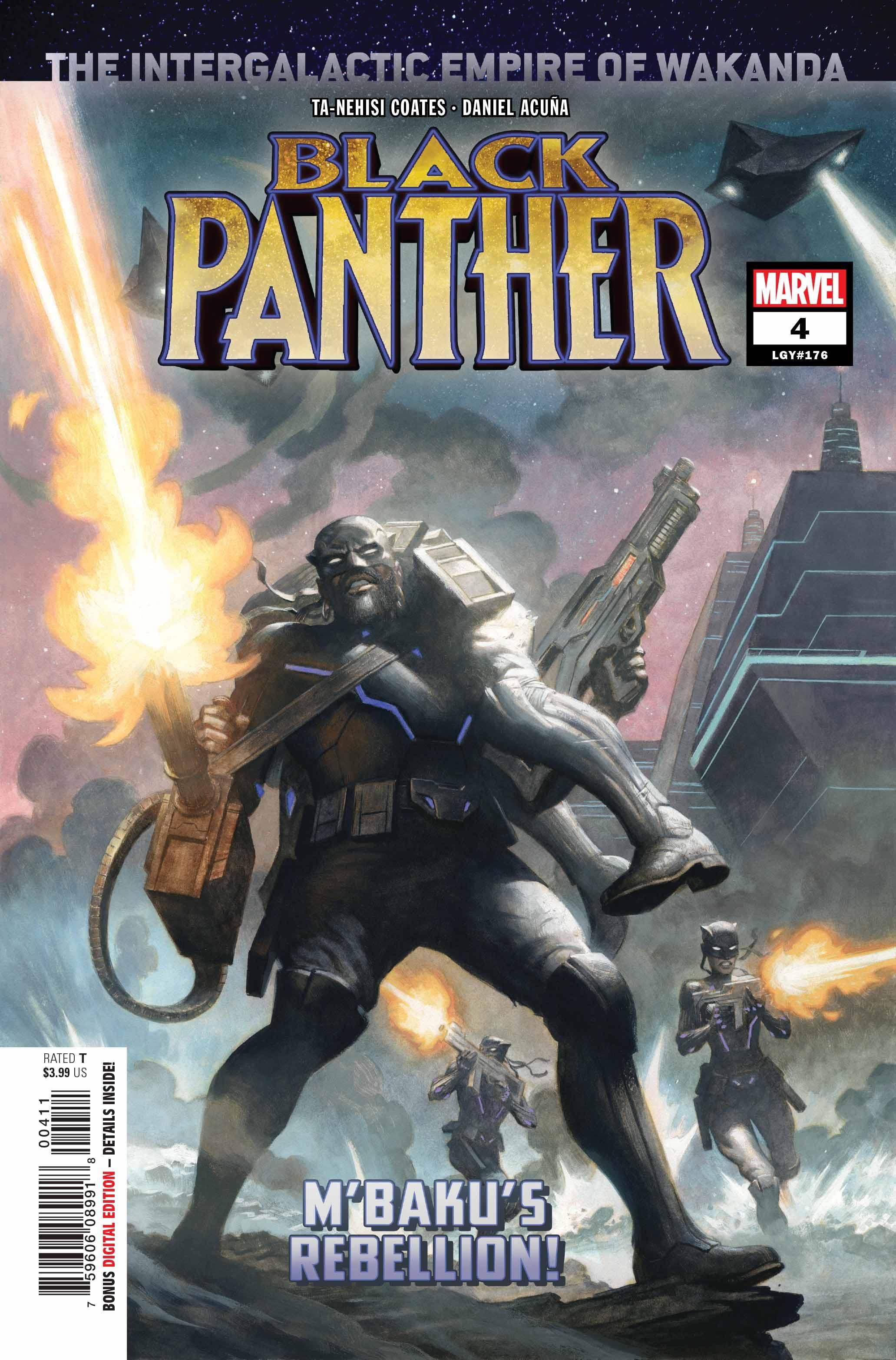 Black Panther Vol 7 4