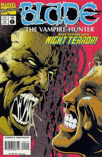 Blade: The Vampire-Hunter Vol 1 5