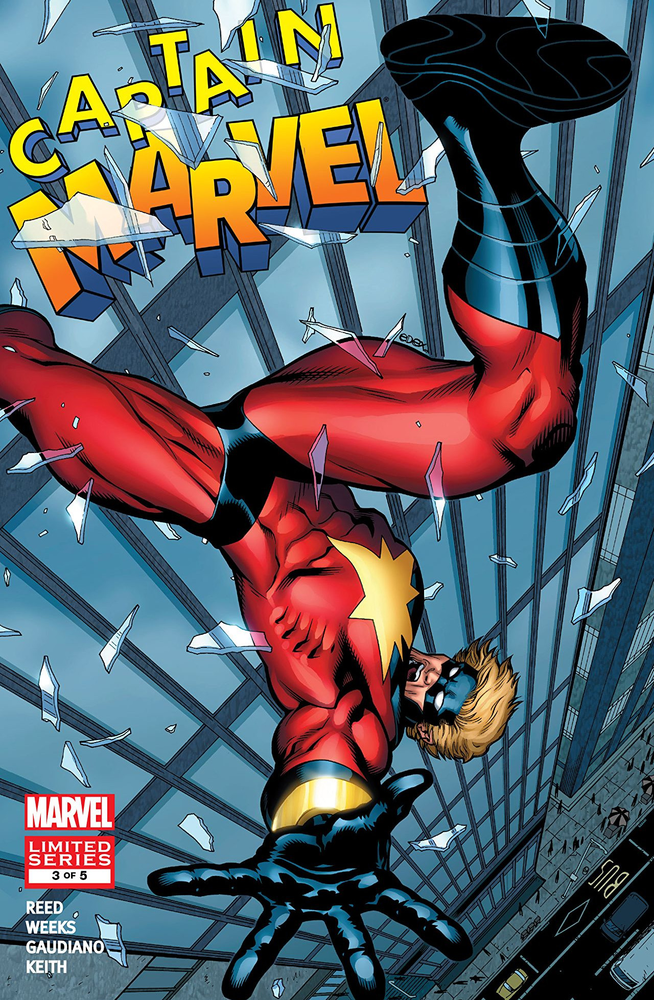 Captain Marvel Vol 6 3