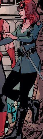 Caretaker (Sara) (Earth-93787) from Age of Ultron vs. Marvel Zombies Vol 1 2 0001.jpg