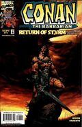 Conan Return of Styrm Vol 1 1