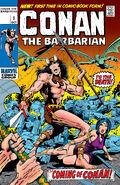 Conan the Barbarian Vol 1 1