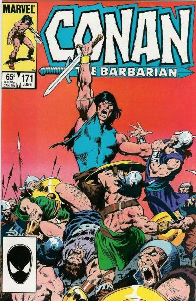 Conan the Barbarian Vol 1 171