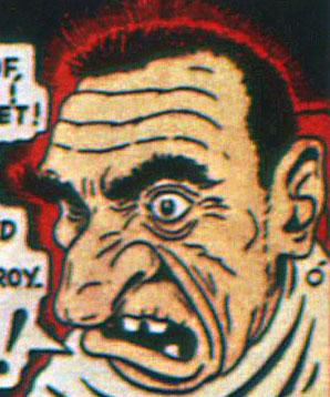 Doctor Lorrof (Earth-616)