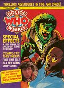 Doctor Who Weekly Vol 1 30