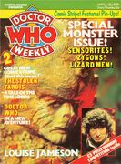 Doctor Who Weekly Vol 1 9
