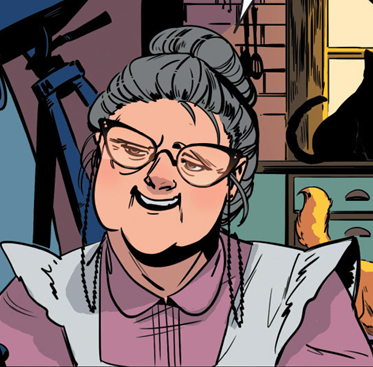 Doris Bray (Earth-616)