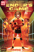 Enders Game Command School Vol 1 1
