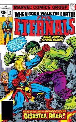 Eternals Omnibus Vol 1 1 Marvel Database Fandom