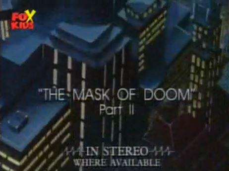 Fantastic Four (1994 animated series) Season 1 9