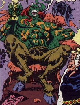 Jaggta-Noga (Earth-616)