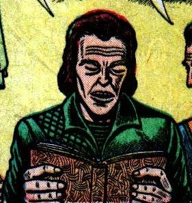 John (Courtier) (Earth-616)