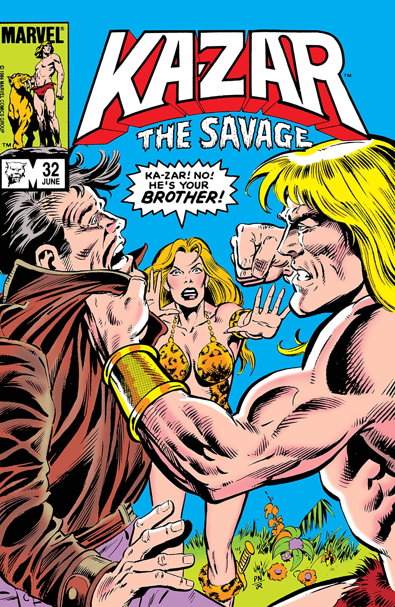 Ka-Zar the Savage Vol 1 32