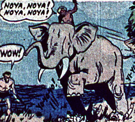 Mabu's Elephant (Earth-616)
