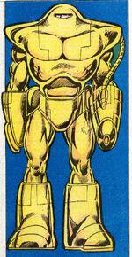 Mandroid Armor MK II