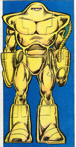 Mandroid Armor MK II from Official Handbook of the Marvel Universe Vol 2 8 001.jpg