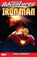 Marvel Adventures Iron Man TPB Vol 1 2 Iron Armory