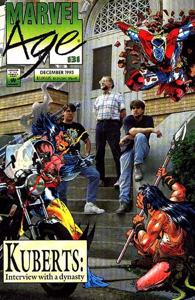 Marvel Age Vol 1 131