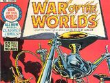 Marvel Classics Comics Series Featuring War of the Worlds Vol 1 1