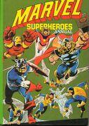 Marvel Super-Heroes Annual (UK) Vol 1 1