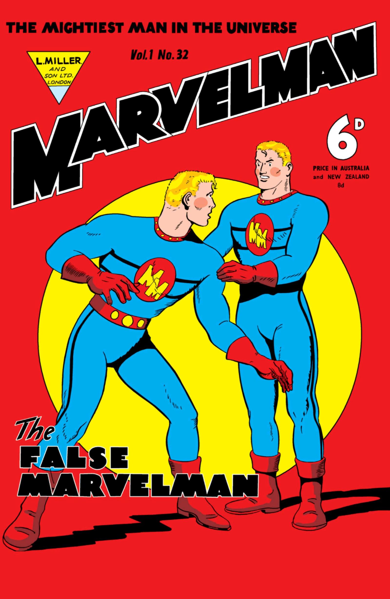Marvelman Vol 1 32