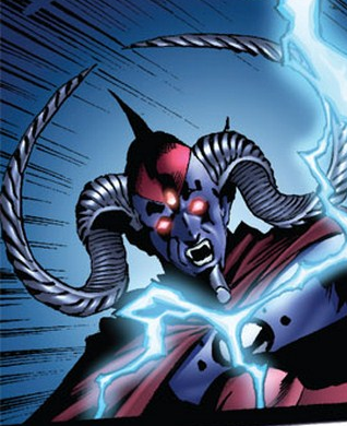 Mendez (Luminals) (Earth-616)