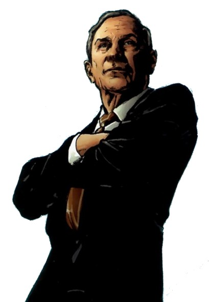 Michael Bloomberg (Earth-616)