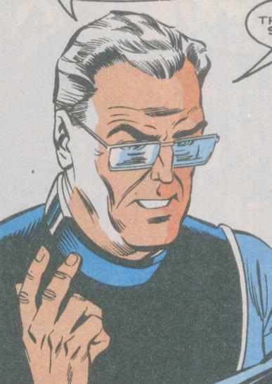 Myron Wilburn (Earth-616)
