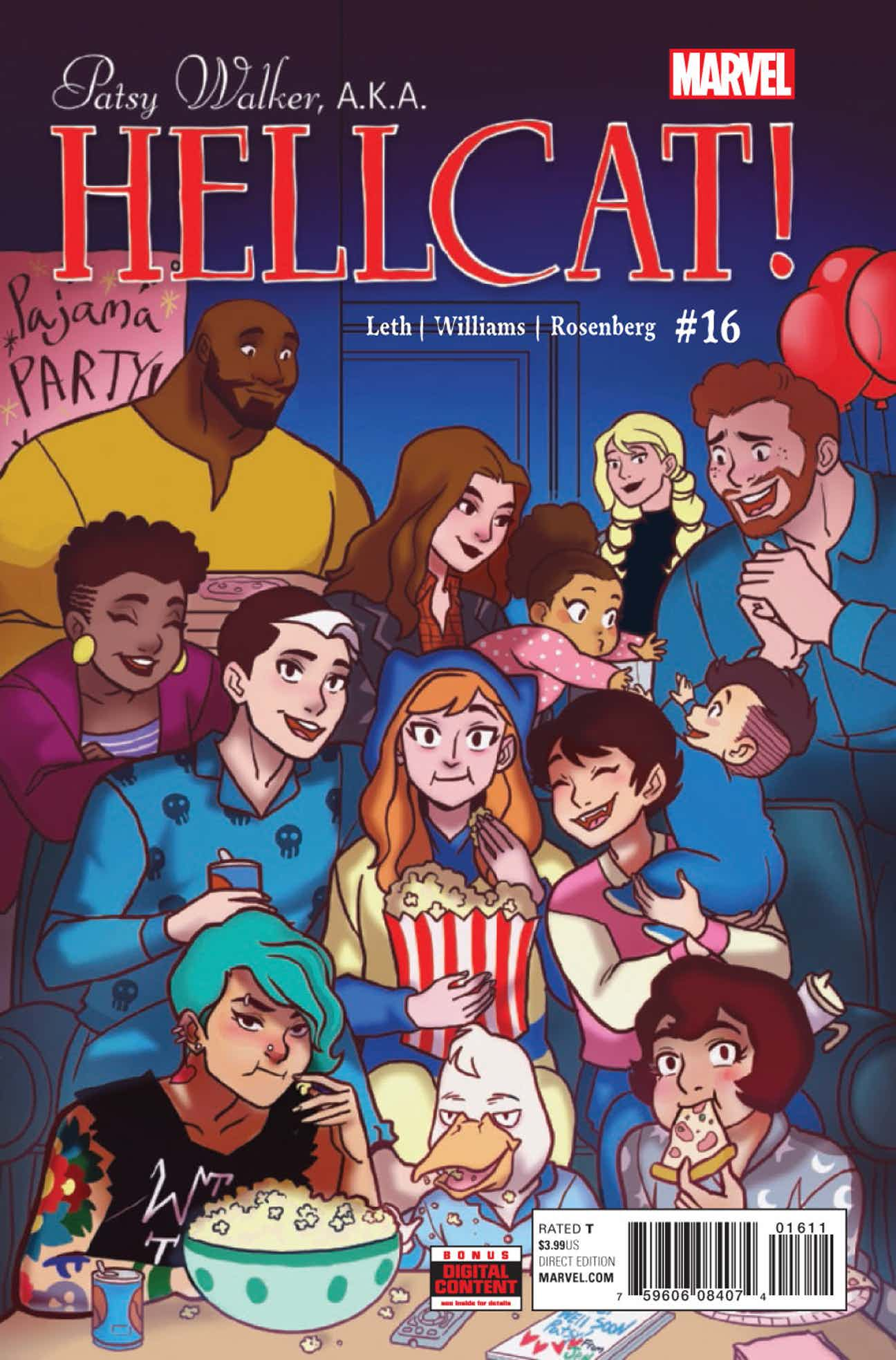 Patsy Walker, A.K.A. Hellcat! Vol 1 16